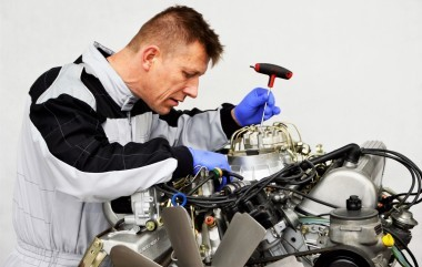 Mercedes-Benz engine repairs